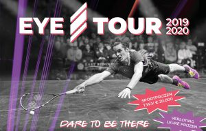EYE TOUR 2019-2020 te Hillegom