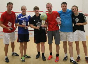 Late summer SoccerSquash event