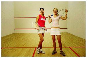 ClubAvond squash