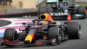 F1 Grand Prix van België