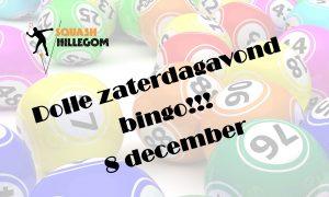 Dolle zaterdagavond Bingo