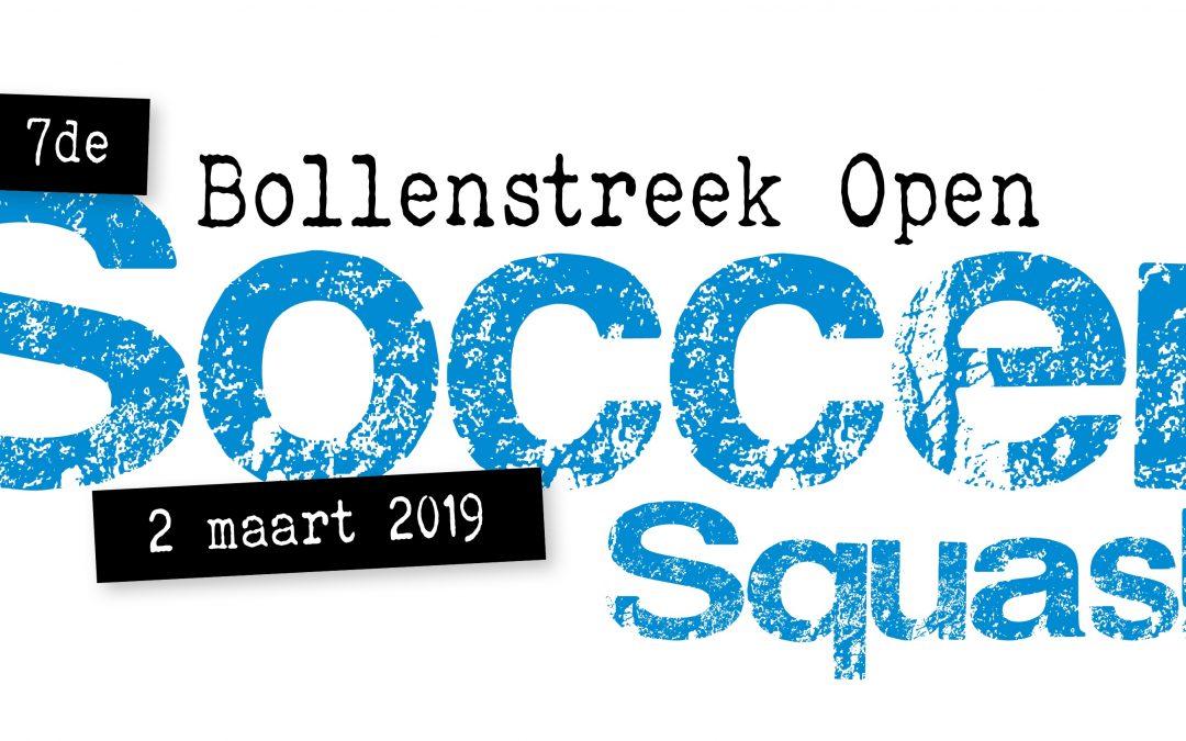 Bollenstreek Open SoccerSquash 2019