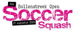 Bollenstreek Open SoccerSquash 2020 @ Squash Hillegom