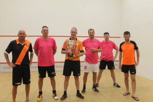 Bollenstreek Open SoccerSquash 2021 @ Squash Hillegom