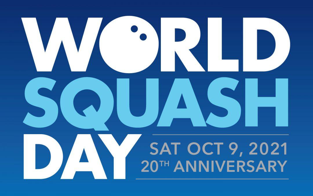 World Squash Day 2021