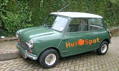Mini HutSpot dubbeltoernooi