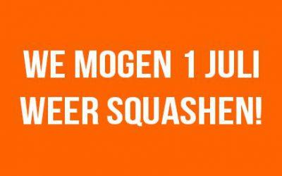 1 juli weer squashen!?
