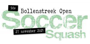 BOSS - Bollenstreek Open SoccerSquash 2021 - @ Squash Hillegom